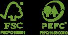 EN COURS DE CERTIFICATION PEFC & FSC