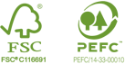 CERTIFICATION PEFC & FSC